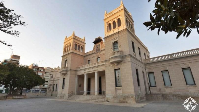 أليكانتي - المتحف الأثري