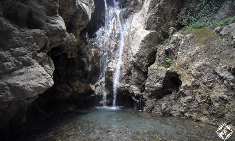 الشلالات في ايطاليا - شلالات كاتافوركو