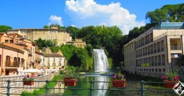 الشلالات في ايطاليا - شلالات ليري