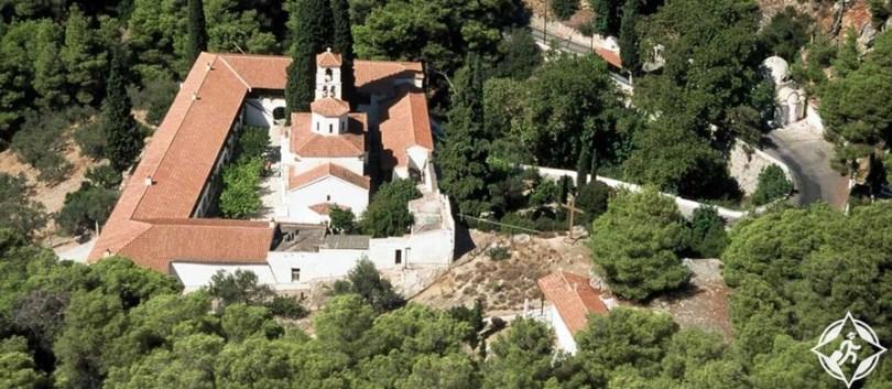 بوروس - الدير المقدس من زودوتشوس بيجي