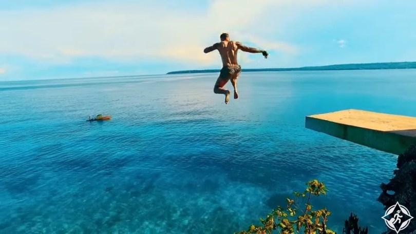 جزيرة سيكويجور - شاطئ سالاغدونغ