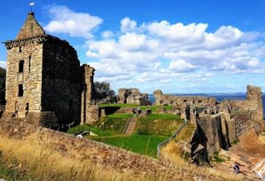فايف - قلعة سانت أندروز