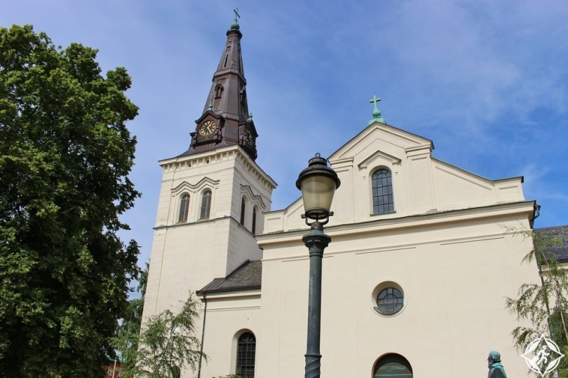 كارلستاد - كاتدرائية كارلستاد