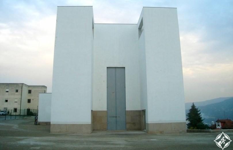 ماركو دي كانافيسس - كنيسة سانتا ماريا دي ماركو دي كانافيس