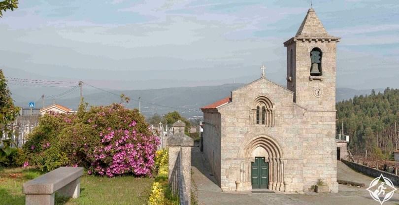 ماركو دي كانافيسس - كنيسة سانتو أندريه دي فيلا بوا دي كويرز