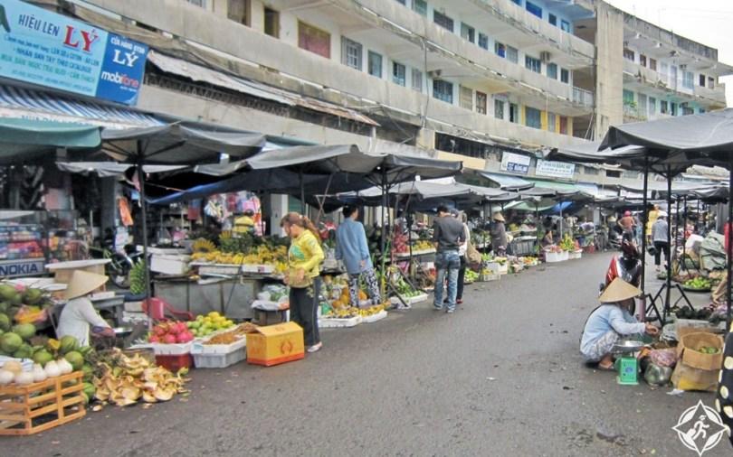 نها ترانج - سوق السد