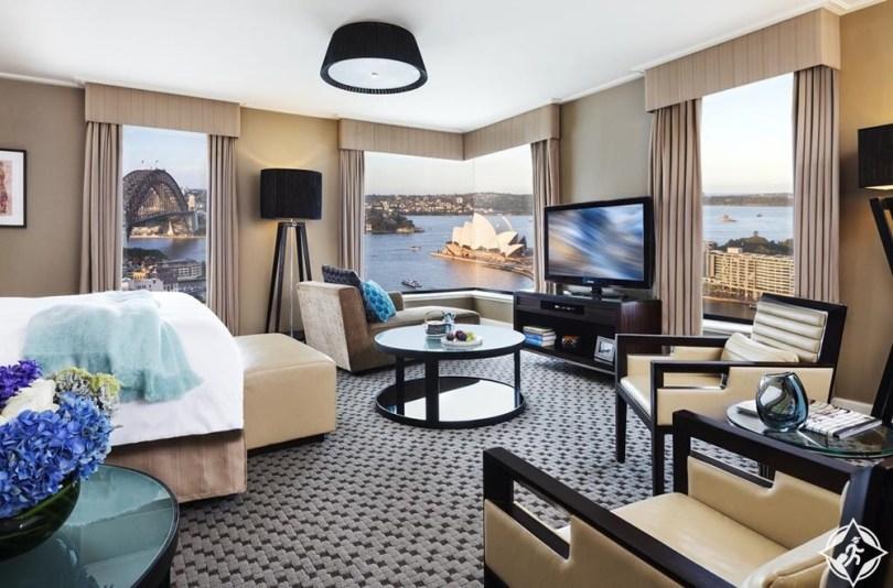 الفنادق الفاخرة في سيدني - فورسيزونز سيدني