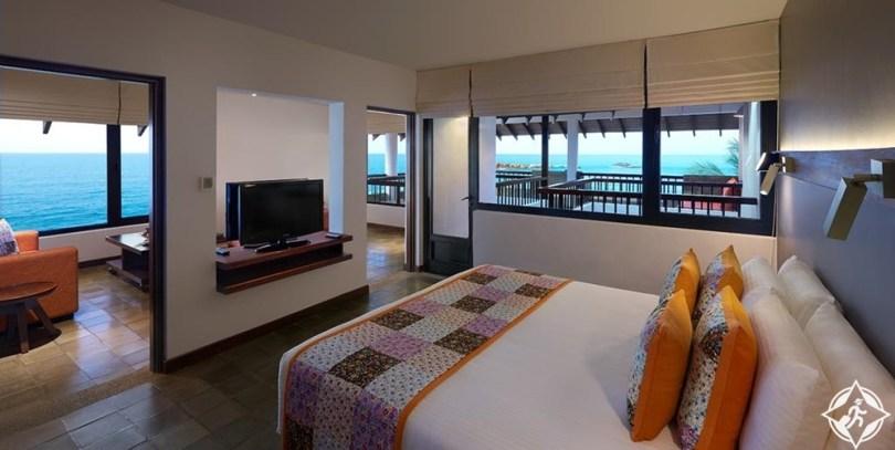 الفنادق في سريلانكا - منتجع هيكا ترانز باي سينامون