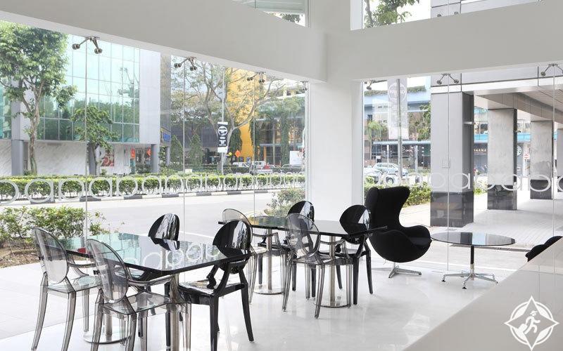 الفنادق في سنغافورة - فندق أماريس سنغافورة