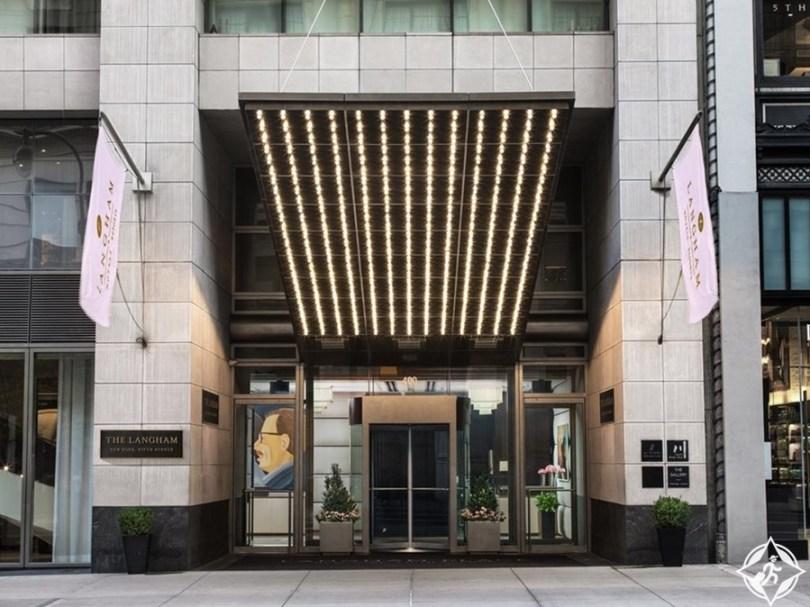 الفنادق في مانهاتن - ذا لانغام