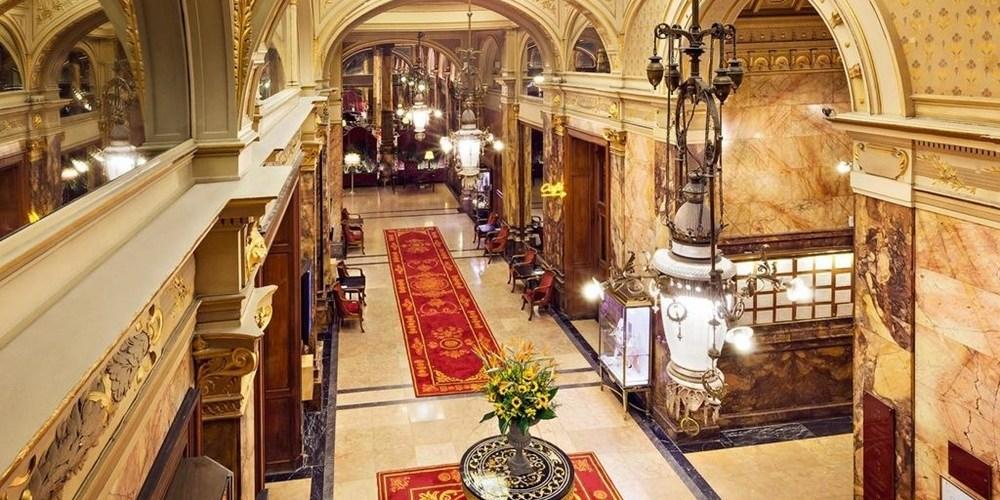 بروكسل - فندق متروبول