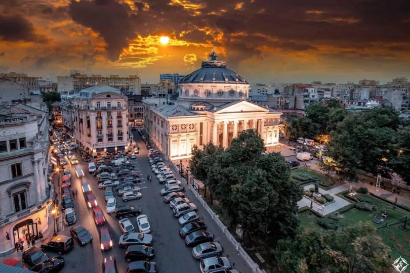 السفر إلى بوخارست