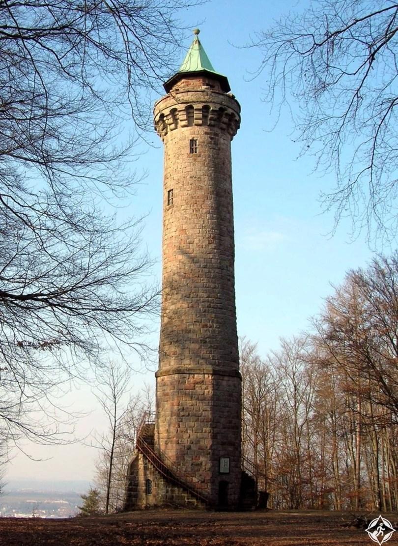 كايسرسلاوترن - برج هامبرج