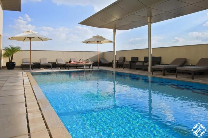 الفنادق الاقتصادية في أبوظبي - سنترو المنهل باي روتانا