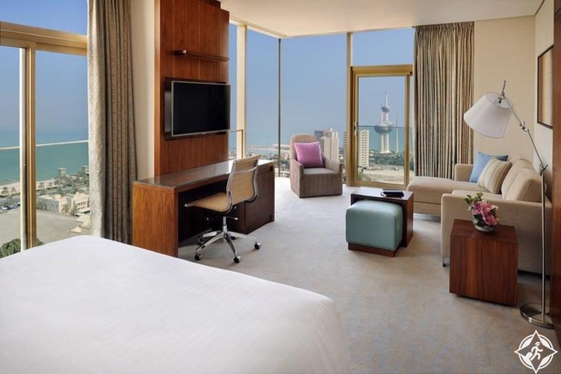 الفنادق الاقتصادية في الكويت - ريزيدنس إن ماريوت كويت