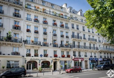 الفنادق الاقتصادية في باريس - فندق مينيرف