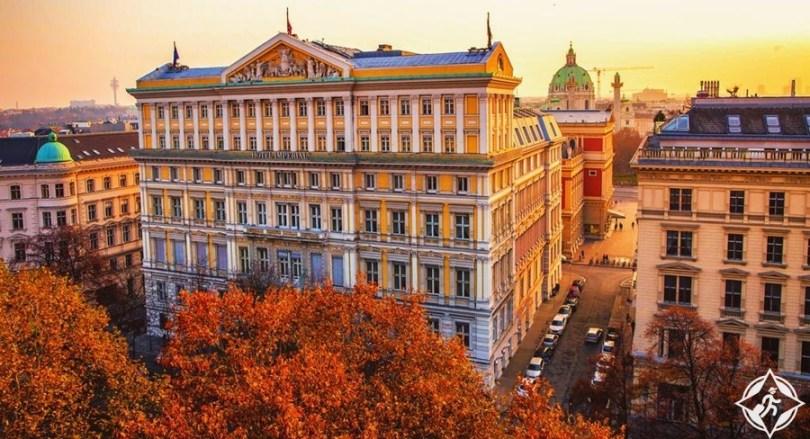 الفنادق الفاخرة في فيينا - فندق إمبريال
