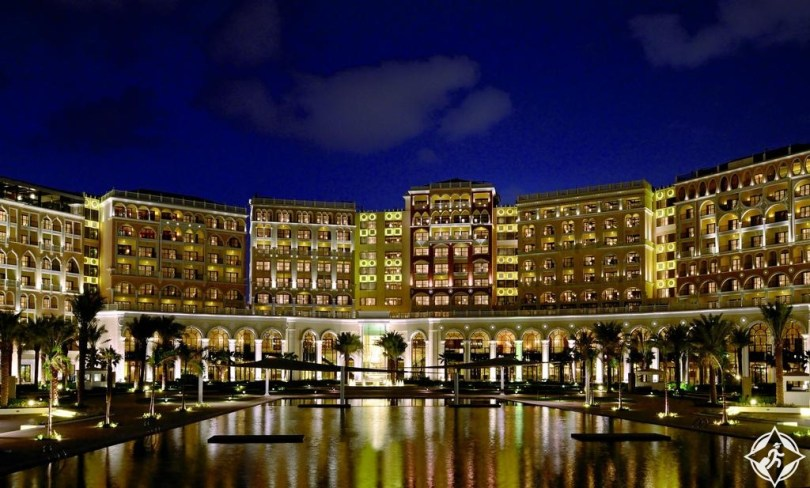 الفنادق في أبوظبي - ريتز كارلتون أبوظبي