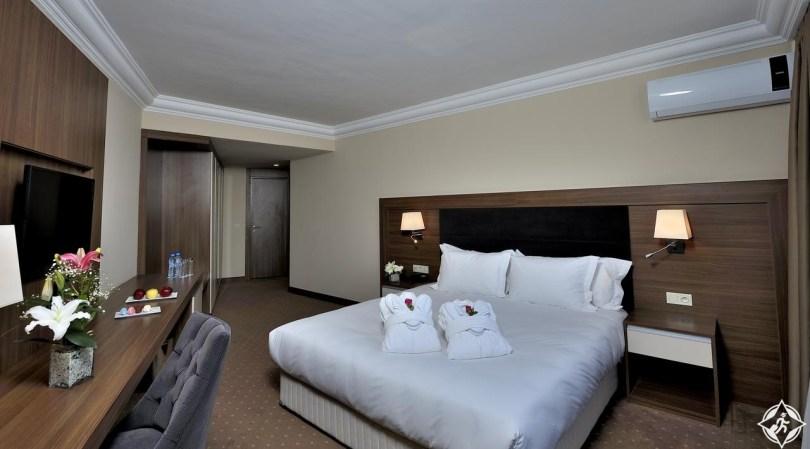 الفنادق في الدار البيضاء - كنزي بسمة