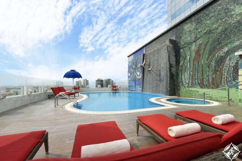 الفنادق في المنامة - فندق سويس-بل هوتيل سيف البحرين