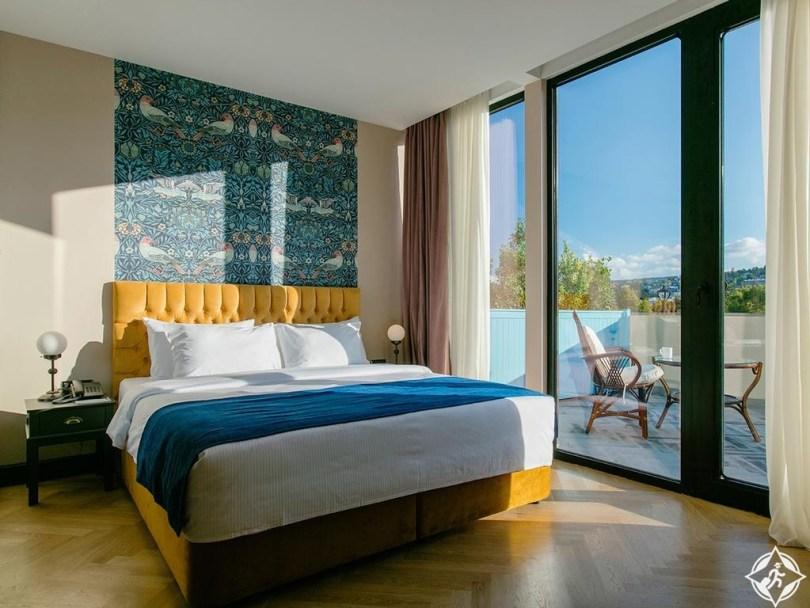الفنادق في تبليسي - فندق متحف أوربلياني