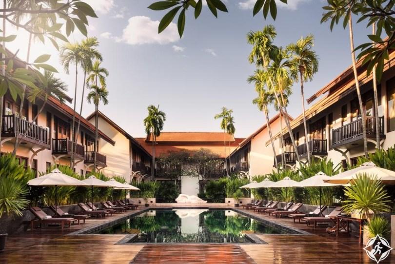 الفنادق في سيام ريب - أنانتارا أنكور ريزورت