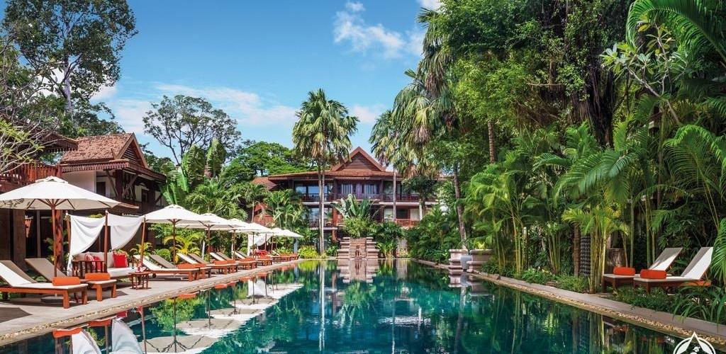 الفنادق في سيام ريب - بلموند لا ريزيدنس دانكور