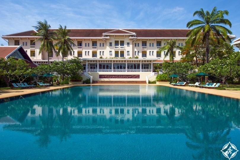 الفنادق في سيام ريب - فندق رافلز جراند انجكور