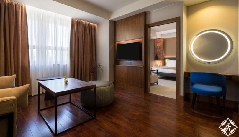 الفنادق في يريفان - فندق راديسون بلو يريفان