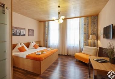 الفنادق في فيينا - فندق براترستيرن