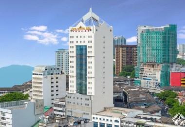 الفنادق في كوالالمبور - فندق سنترال بودو