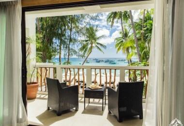 الفنادق الرومانسية في جزيرة بوراكاي - فندق فيلا كايميلا بيتش بوتيك