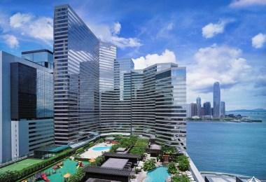 الفنادق الفاخرة في هونغ كونغ - غراند حياة هونغ كونغ