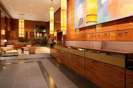 Ξενοδοχείο Millenium Hilton (Νέα Υόρκη, ΗΠΑ)