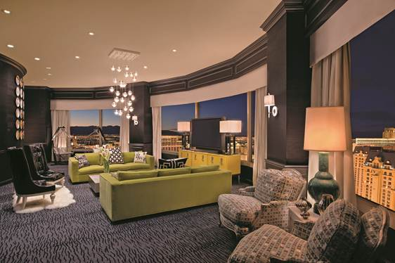 Hotel Planet Hollywood Resort &Casino (Las Vegas, ΗΠΑ)