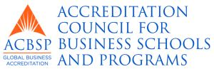 ACBSP Accreditation Council for Business Schools and Programs