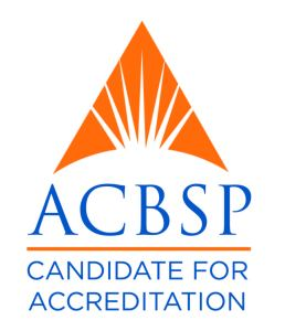 ACSBP Candidate for Accreditation
