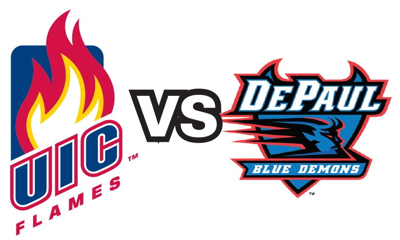 Image result for UIC Flames