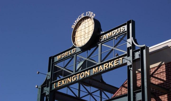 Lexington Market.