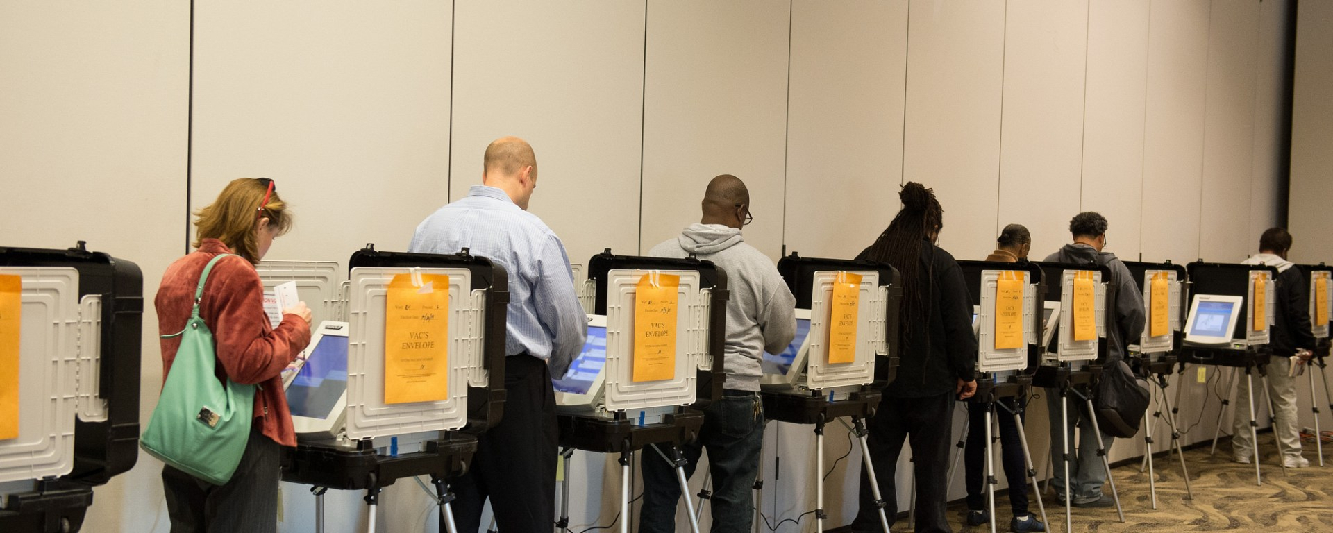 Voting in Baltimore