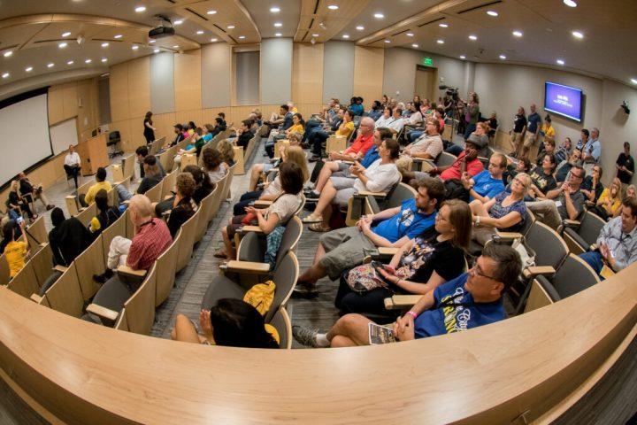 UMBC history alumni panel