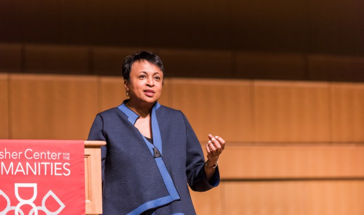 Librarian of Congress Carla Hayden at UMBC