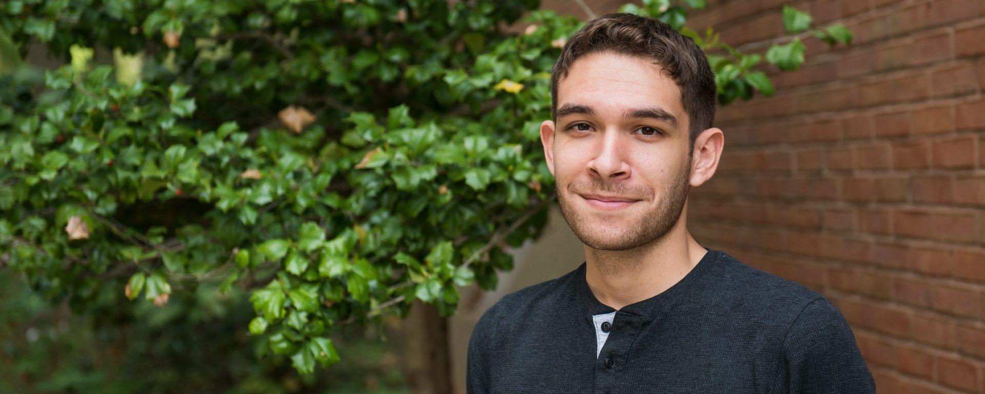 Daniel Ocasio, valedictorian 2017