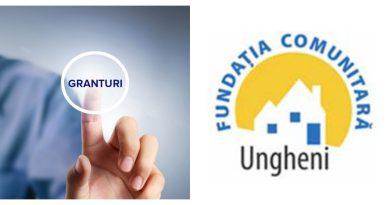 """Fundația Comunitară Ungheni anunță lansarea Programului de granturi mici 2019 """"Cetățeni activi pentru comunități durabile"""""""