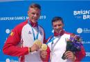 Ungheneanul Victor Mihalachi a cucerit aurul la Jocurile Europene de la Minsk 2019