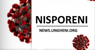 Încă 2 cazuride infectare cu COVID-19 în raionul Nisporeni