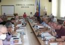 Consiliului raional Ungheni s-a întrunit în ședință ordinară