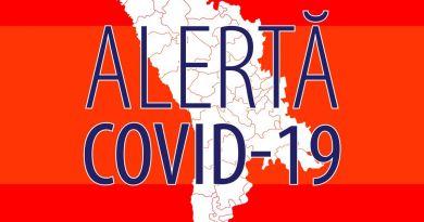 Situația epidemiologică privind COVID-19 se agravează. CNESP a instituit un regim special de activitate de la 1 martie