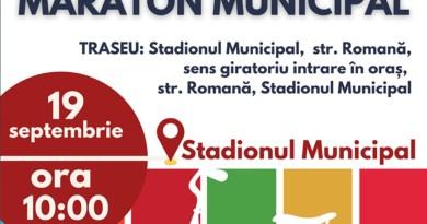 Sâmbătă va avea loc Maratonul mun. Ungheni pe biciclete, organizat cu ocazia Săptămânii Europene a Mobilității