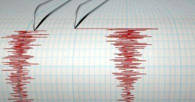 Două cutremure cu magnitudinea ml 3.0 și 3.3 pe scara Richter, înregistrate astăzi în Zona seismică Vrancea